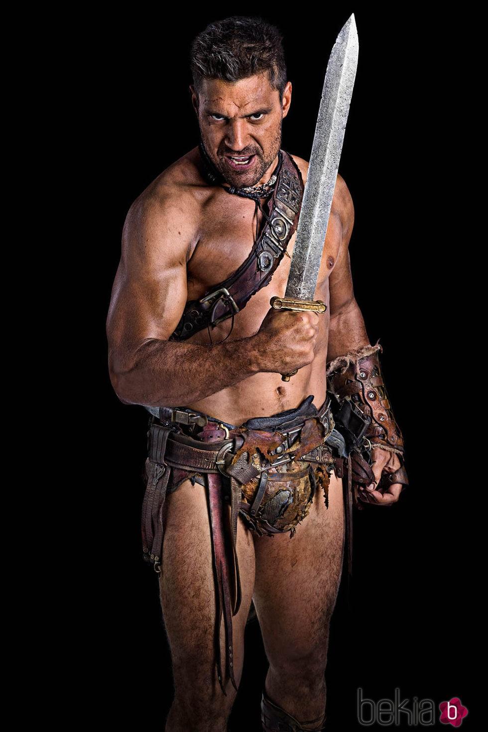 Arrestaron al Galo invicto, spartacus - Taringa!