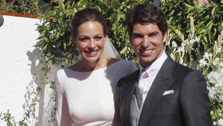 M s secretos de la boda del a o eva gonz lez la m s for Cayetano rivera y blanca romero boda