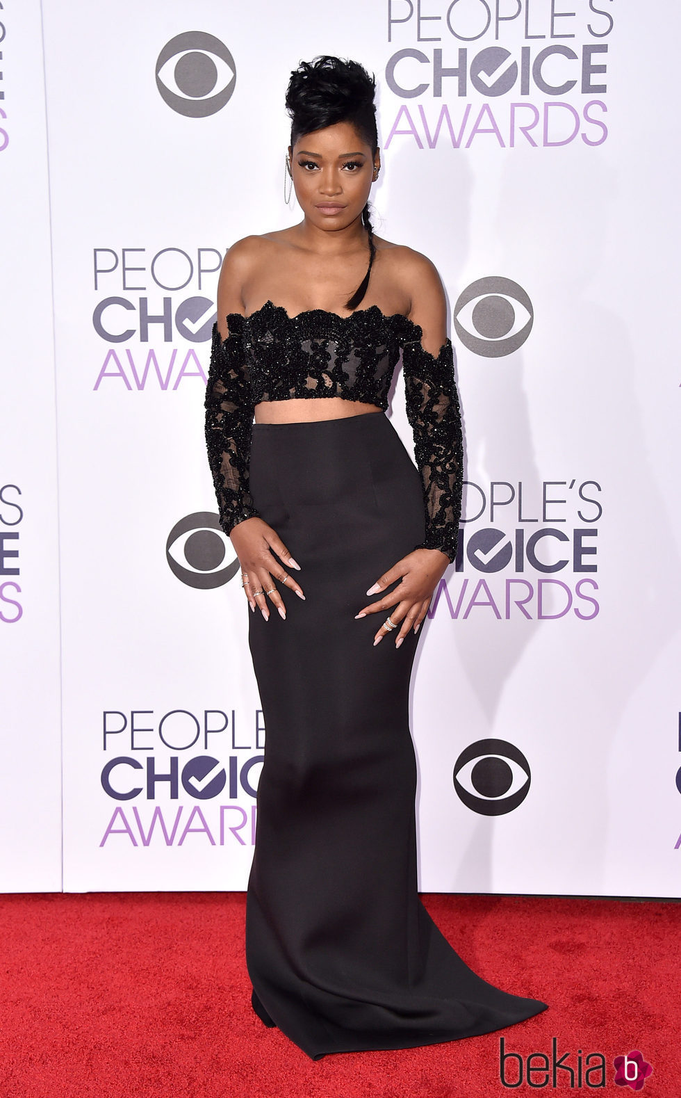 Keke Palmer en los People's Choice Awards 2016: Fotos en Bekia