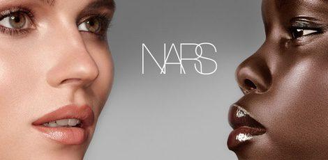 Anuncio de la marca Nars