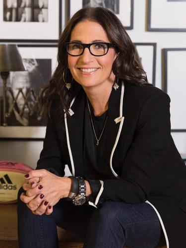 Bobbi Brown, maquilladora profesional y creadora de la marca