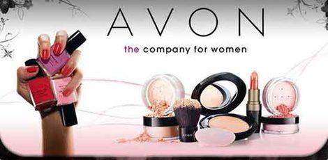 Productos de la marca Avon