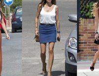 Claves para conseguir el look más casual de Sara Carbonero