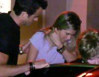Jennifer Aniston se compromete con Justin Theroux