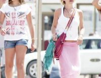Eugenia Martínez de Irujo, vacaciones con su hija Cayetana en Formentera