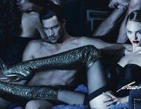 Candice Swanepoel promociona el otoño/invierno 2012/2013 de Brian Atwood