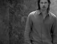Brad Pitt, el primer hombre en ser imagen de 'Chanel nº5'