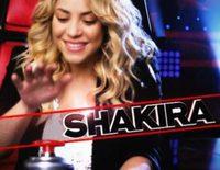 Vídeo promocional de 'The Voice' con Shakira, Adam Levine, Usher y Blake Shelton