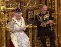 Discurso de la Reina Isabel en la apertura del Parlamento Británico