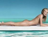 Kate Moss presenta los autobronceadores de St. Tropez para este verano 2013