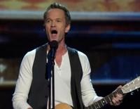 Actuación musical de Neil Patrick Harris en los Premios Tony 2013