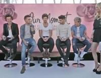One Direction presenta su primer perfume 'Our Moment'