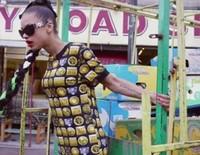 Fashion film M.I.A. Versus Versace