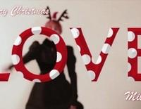La escandalosa y provocativa felicitación navideña de Miley Cyrus
