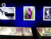 Inauguración de la exposición 'Man in Progress' en el Museo del Traje de Madrid