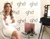 Blanca Suárez habla de cómo está su corazón en la presentación de ghd