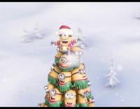 Los Minions felicitan la Navidad 2014
