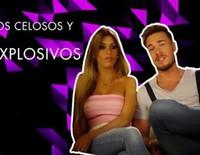 Oriana Marzoli y Tony Spina concursan en el reality 'Amor a prueba'