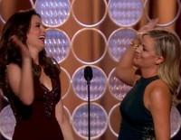 Spot de los Globos de Oro 2015 con Tina Fey y Amy Poehler