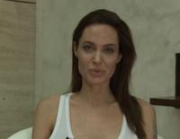 Angelina Jolie anuncia que tiene varicela