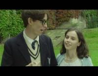 Clip exclusivo de 'La teoría del todo' con Eddie Redmayne y Felicity Jones