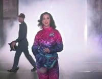 Katy Perry prepara su actuación para la Super Bowl 2015