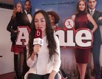 Entrevista a María Parrado, la voz de 'Annie'