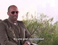 Entrevista exclusiva Jason Statham por 'Fast & Furious 7'