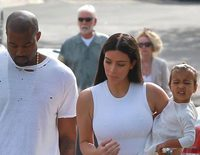 Kim Kardashian visita Armenia con Kanye West, North West y Khloe Kardashian