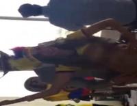 Sofía Vergara celebra su estrella en el Paseo de la Fama bailando con Joe Manganiello