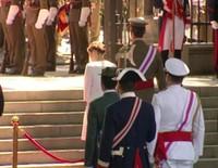 Los Reyes Felipe y Letizia celebran el Día de las Fuerzas Armadas 2015