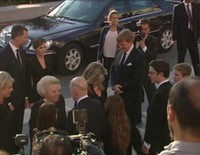 Funeral de Kardam de Bulgaria en Madrid