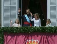 Los Reyes Felipe y Letizia cumplen un año de reinado