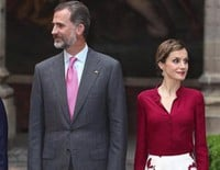 El Viaje de Estado de los Reyes a México: del estilo de Letizia al carisma de Felipe