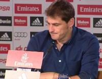 Emotiva despedida de Iker Casillas del Real Madrid tras 25 años en el club