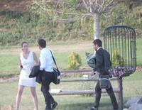 La boda casi blindada de Alejandro Amenábar y David Blanco