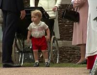 Repaso a los dos años de vida del Príncipe Jorge de Cambridge