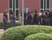 Funeral de Bobbi Kristina Brown