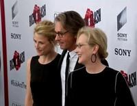 Meryl Streep y su hija Mamie Gummer estrenan 'Ricki'