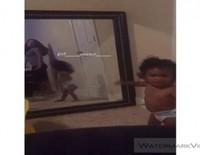 Royalty, la hija de Chris Brown, una pequeña muy bailarina