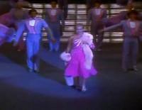 Lina Morgan interpretando su mítico 'Gracias por venir'