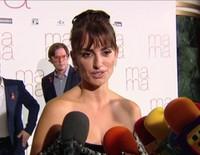 Penélope Cruz estrena su película 'Ma ma' en Madrid
