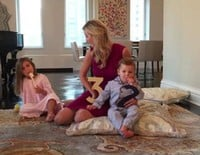 Ivanka Trump anuncia que está esperando su tercer hijo