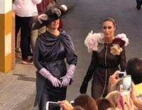 Vicky Martín, Pastora Soler y todas las invitadas a la boda de Eva González y Cayetano Rivera