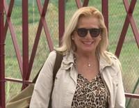 Maite Zaldivar sale de la cárcel para disfrutar de su primer permiso penitenciario