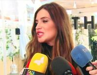 Sara Carbonero, muy prudente ante su segundo embarazo