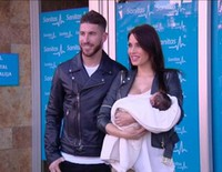 Sergio Ramos y Pilar Rubio presentan oficialmente a su segundo hijo Marco