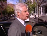 El Duque de Alba habla sobre el estado de salud de su hermano Cayetano Martínez de Irujo