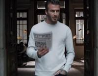 David Beckham presenta su colección Essentials primavera/verano 2016 de H&M