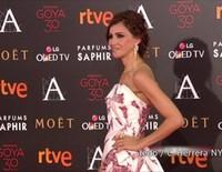 Las mejor vestidas en la alfombra roja de los Goya 2016